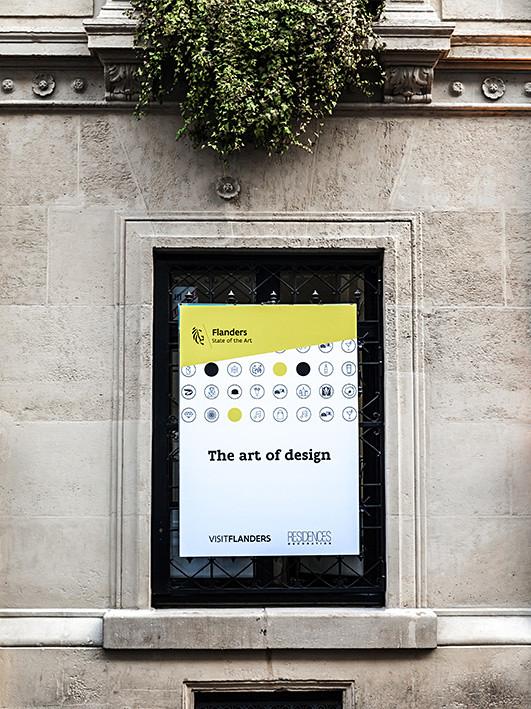 The Art of Design x Visit Flanders