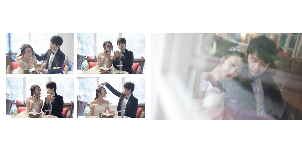 自助婚紗-陽明山九號咖啡