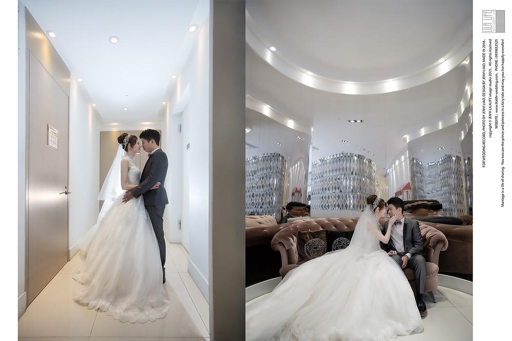 婚禮紀錄-中和晶宴