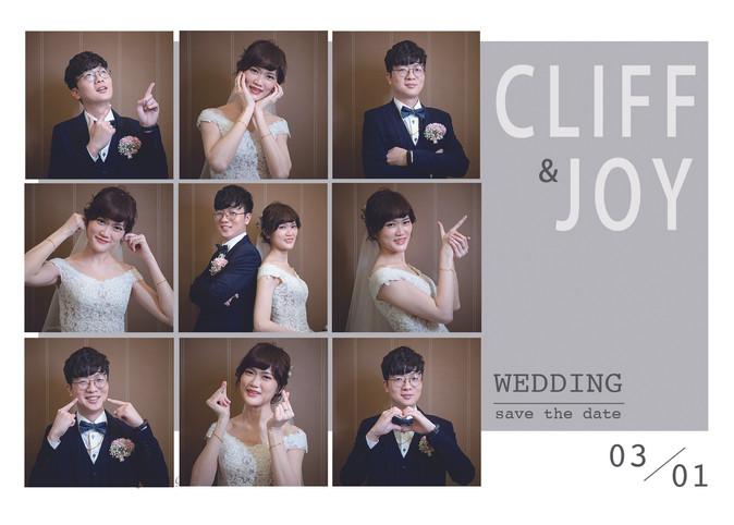 [婚禮紀錄]Cliff & Joy