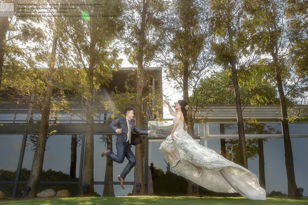 婚禮紀錄-綠風草園