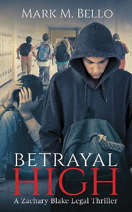 Betrayal High (EBook)
