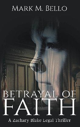 Betrayal of Faith (EBook)