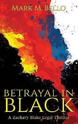 Betrayal in Black E-Book