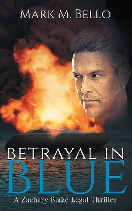 Betrayal in Blue (Paperback)