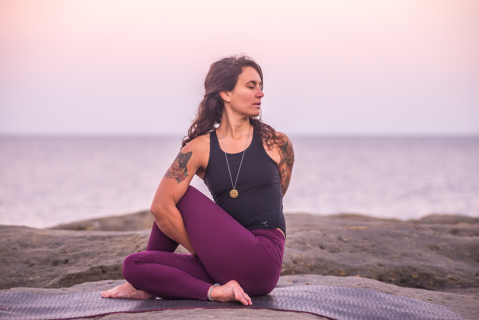yoga maternity embarazadas menorca