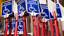 Voting Precinct Accessibility - Tuesday, November 4, 2014 Midterm Elections Quickly Approaching