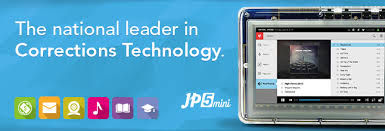 JPay tablet used in correctional facilities