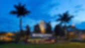 sign for Double Tree Orlando Resort