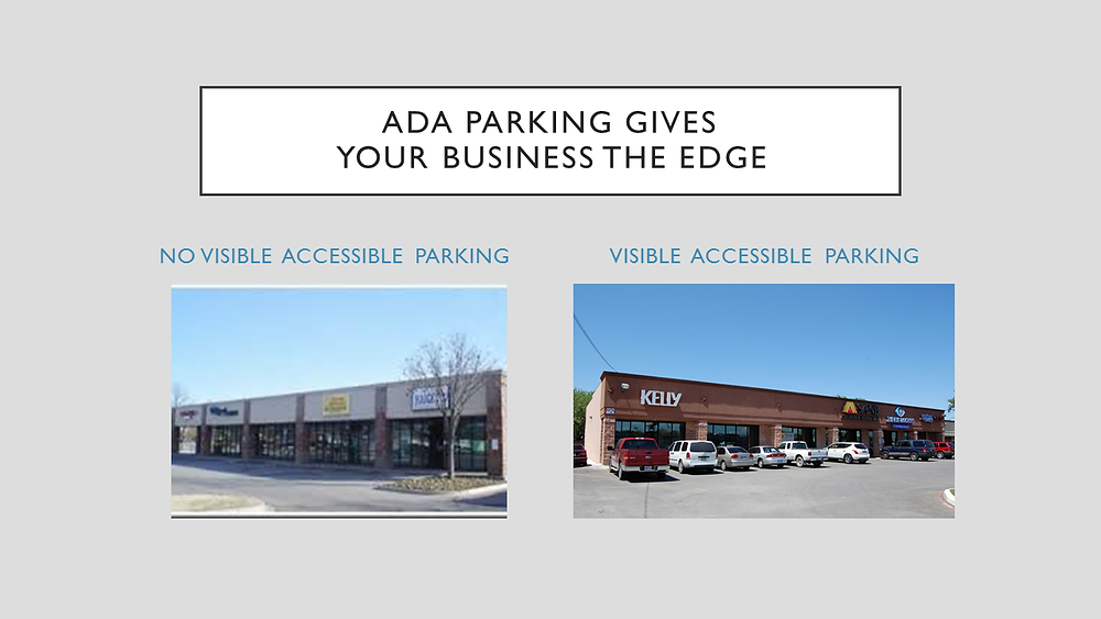 Bringing customers to your business with ADA compliance.