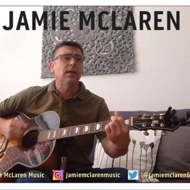 Jamie McLaren returns to the Living Room!