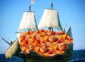 Episode Two: Mayflower Spaghetti