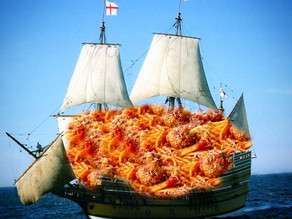 Episode 2: Mayflower Spaghetti