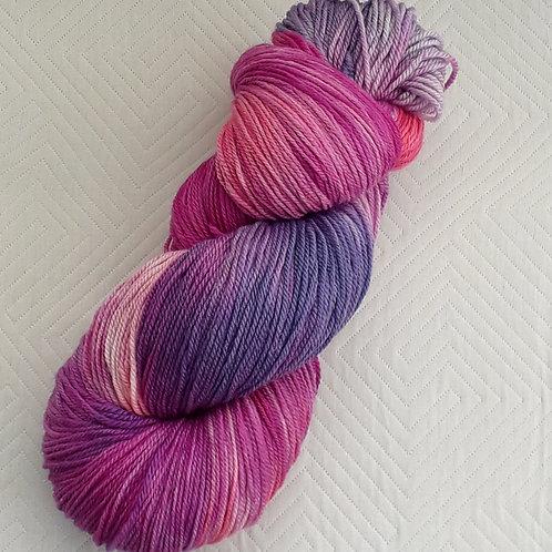 Velvet Violets 4 Ply