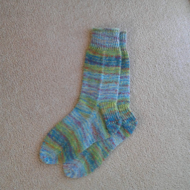 Lochanside Alpacas Sock Yarn