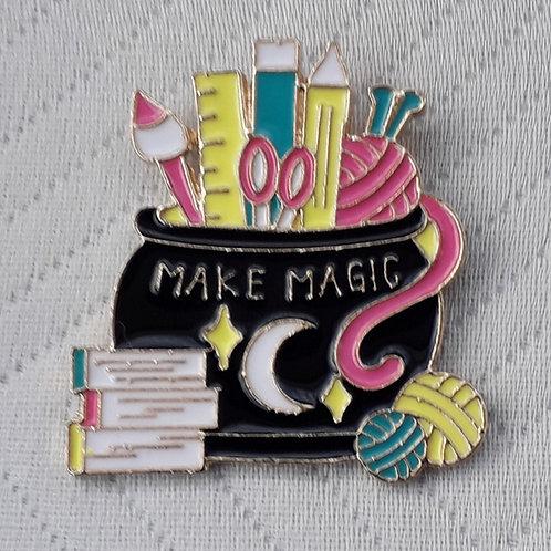 Make Magic Pin