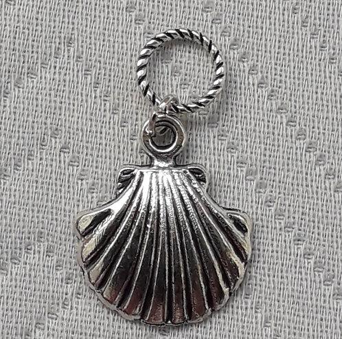 Silver Sea Shell