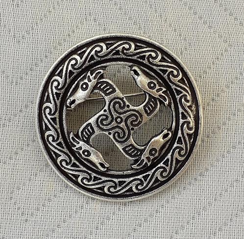 Nordic/Viking Brooch