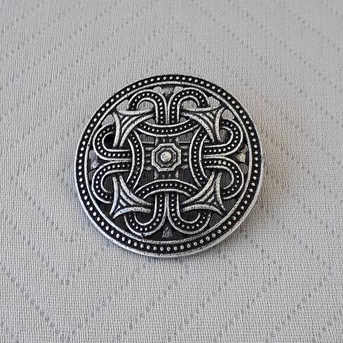 Celtic/Nordic/Viking Brooch for Wraps & Shawls