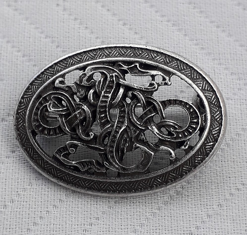 Celtic/Nordic Style Brooch
