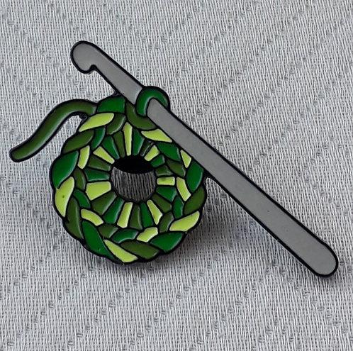 Crochet Pin