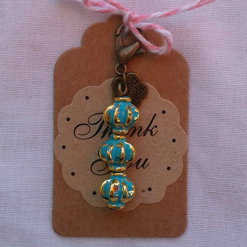 Pretty Beads with tiny charm