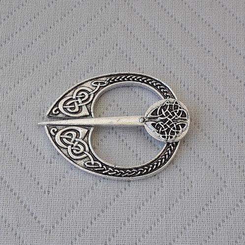 Celtic Viking Brooch
