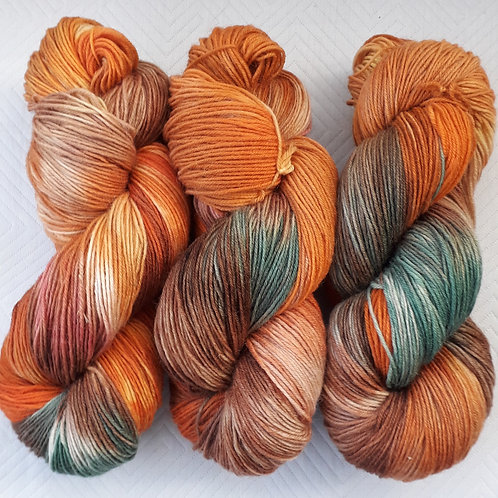 Autumn's Coming 4ply