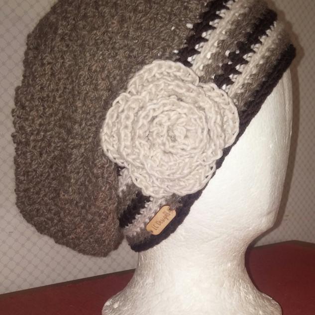 Lochanside Alpacas Alpaca Hat