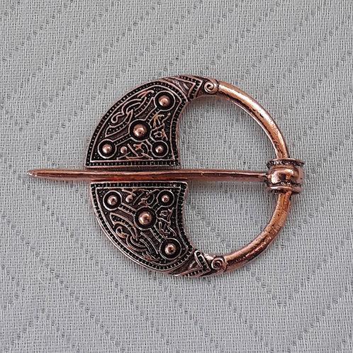 Viking Nordic Brooch