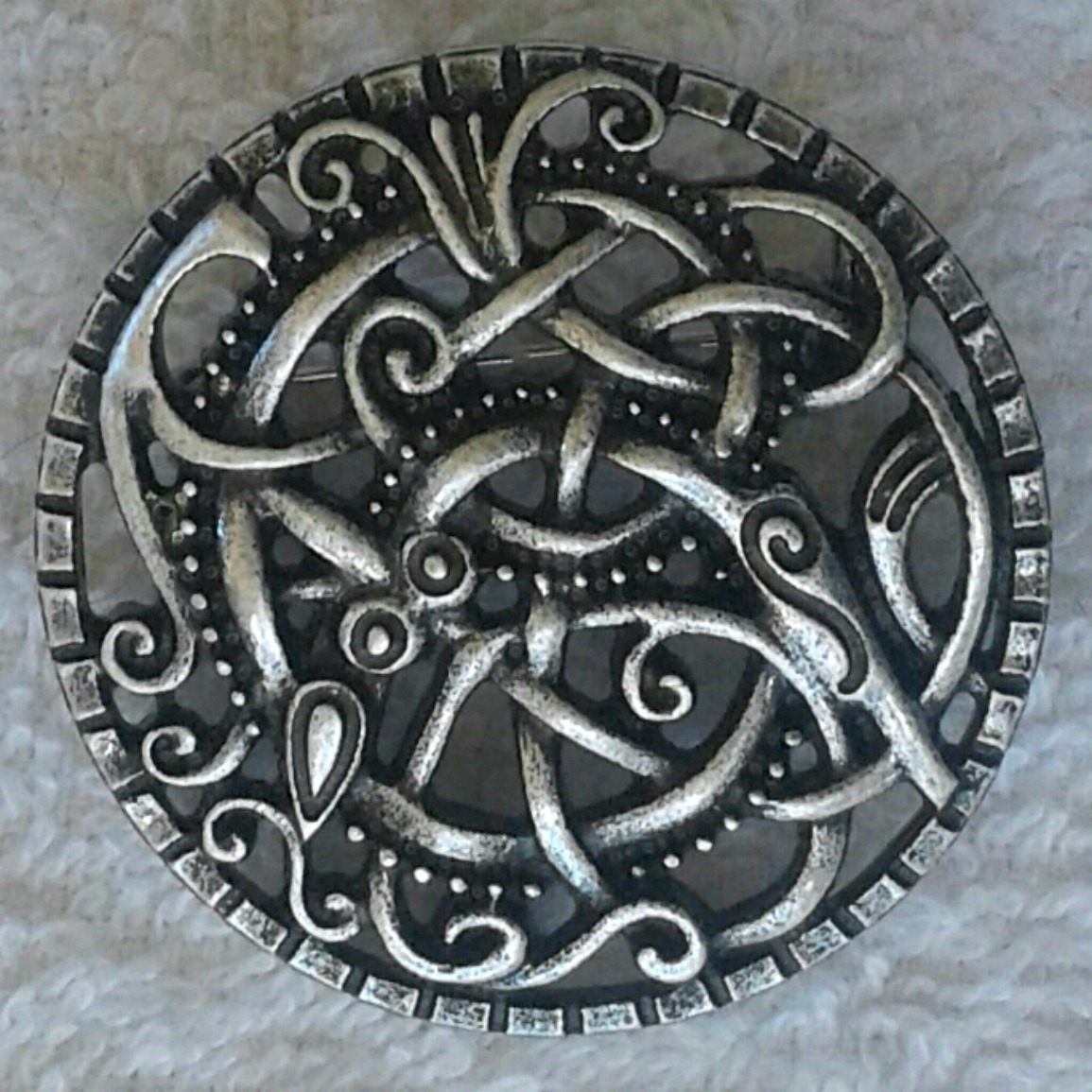 Celtic Brooch