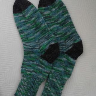 Lochanside Alpacas Knitted socks
