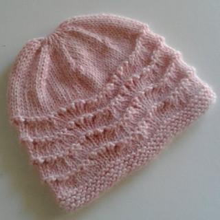 Lochanside Alpacas Infant Hat