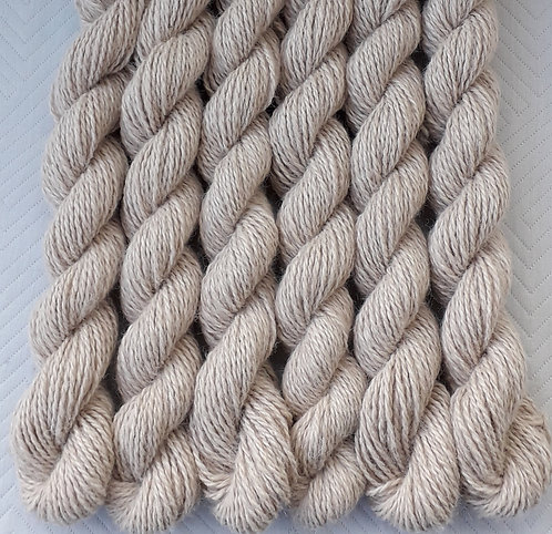 Natural Light Fawn 8ply