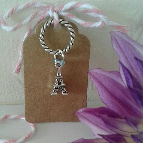 Eifle Tower Charm