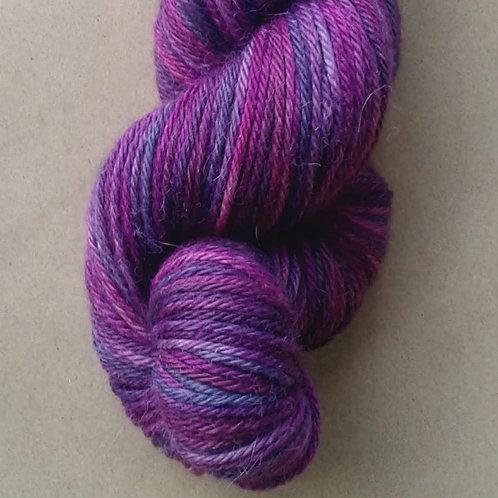 Velvet Violets 8 Ply