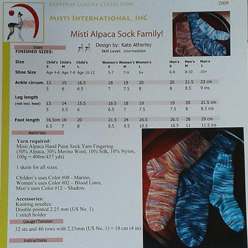 Socks - Family Sizes