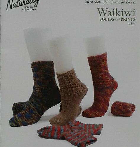 Sock Pattern In 4 Ply