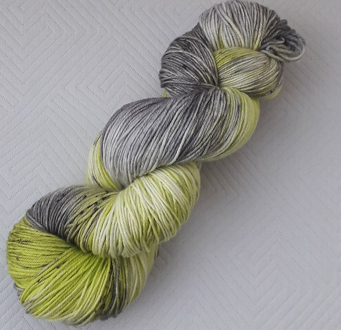 Electrifying Green 4 Ply