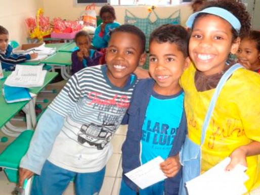 Lar de Frei Luiz e sua missão de assistência às crianças e adolescentes