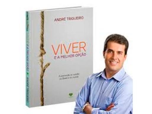 André Trigueiro no Lar de Frei Luiz