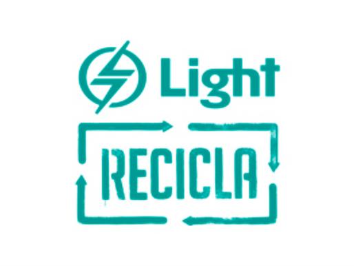 Lar Frei Luiz em parceria com Projeto Light Recicla
