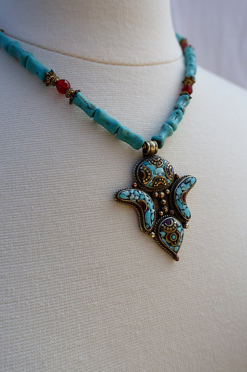 Nepalese Angel Necklace