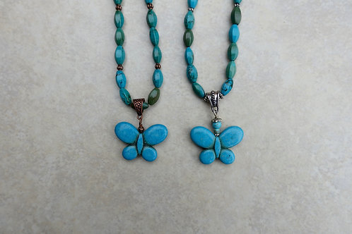 Magnesite Butterfly