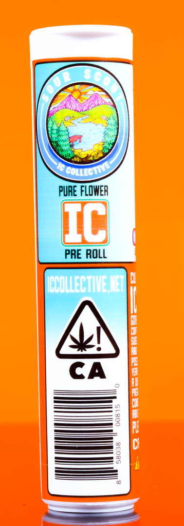 IC Collective Sour Scout Pre Roll