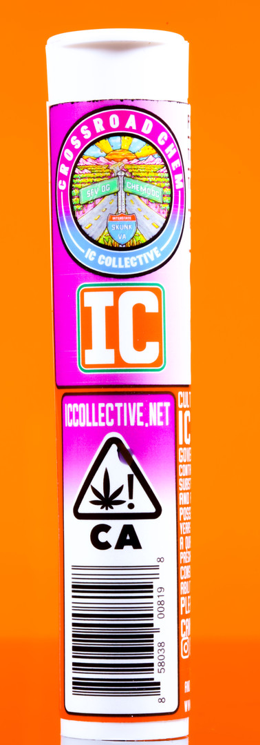 IC Collective Crossroad Chem Pre Roll