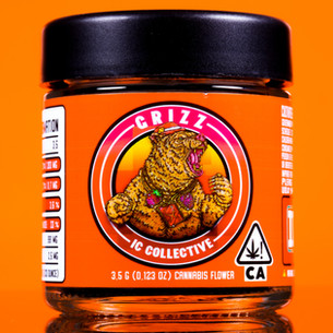 IC Collective Grizz Eighth