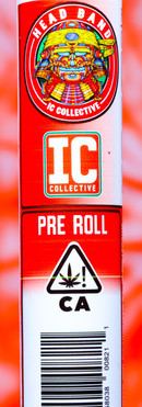 IC Collective Headband Pre Roll