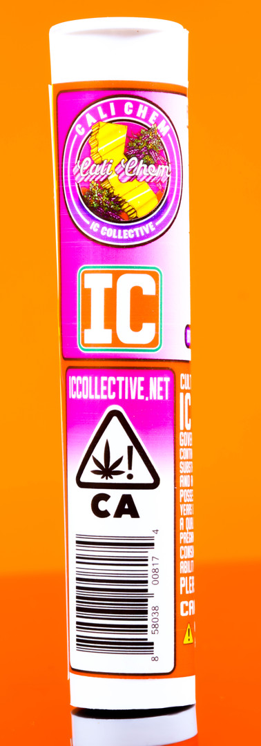 IC Collective Cali Chem Pre Roll
