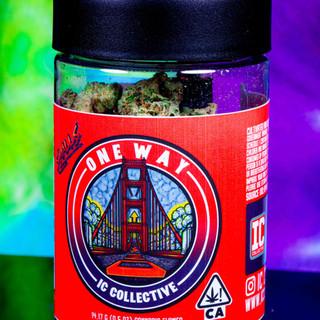 One Way Cannabis Smalls